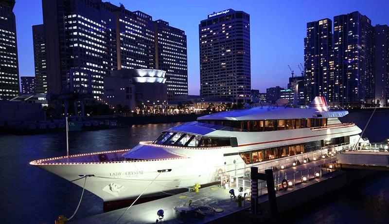東京湾レディクリスタル